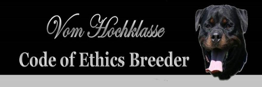Vom HochKlasse | German Rottweiler Kennel | High Class
